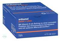 Orthomol Junior C plus Kautabletten Mandarine/Orange