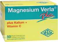 Magnesium Verla plus Granulat Beutel