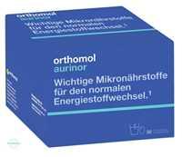 Orthomol aurinor Granulat und Kapseln