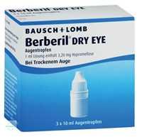 Berberil Dry Eye Augentropfen (3x10ml)