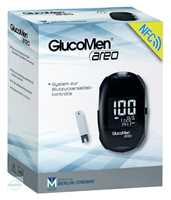 Glucomen areo Blutzuckermessgerät Set mg/dl