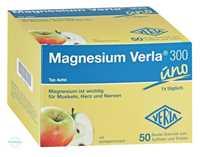Magnesium Verla 300 uno Apfel Granulat