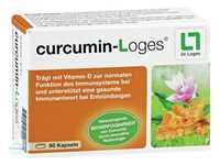 Curcumin Loges Kapseln