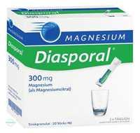 Magnesium Diasporal 300 mg Granulat zur Herstellung einer Lösung zum Einnehmen Sticks
