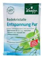 Kneipp Badekristalle Entspannung Pur