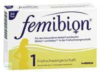 Femibion Kinderwunsch&Schwangerschaft 1 D3+800 µg Folat Tabletten