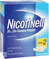 Nicotinell 35 mg 24 Stunden Pflaster