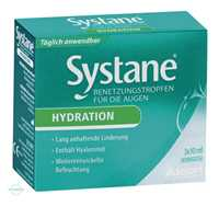 Systane Hydration Benetzungstropfen für die Augen (3x10 ml)