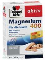 Doppelherz aktiv Magnesium 400 für die Nacht Tabletten