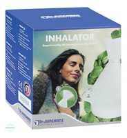 Inhalator Kunststoff doppelwandig bewegliches Mundstück