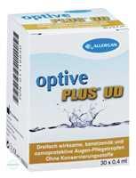 Optive Plus UD Augentropfen (30 x 0,4 ml)