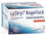 Loceryl Nagellack gegen Nagelpilz mit Direktapplikator