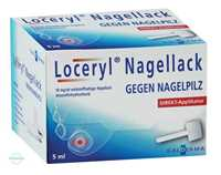 Loceryl gegen Nagelpilz mit Direktapplikator