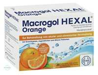 Macrogol Hexal Orange Pulver zur Herstellung einer Lösung zum Einnehmen