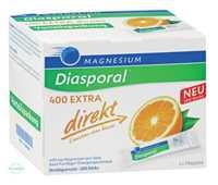 Magnesium Diasporal 400 extra direkt Granulat Sticks