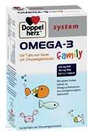 Doppelherz System Omega3 Family Kautabletten