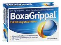Boxagrippal Erkältungstabletten 200 mg / 30 mg Filmtabletten