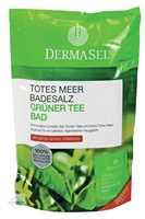 DERMASEL Spa Totes Meer Badesalz + grüner Tee