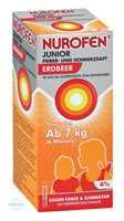 Nurofen Schmerz- und Fiebersaft Erdbeer 40 mg/ml