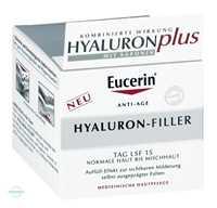 Eucerin Anti-Age Hyaluron Filler Tagescreme für normale und Mischhaut
