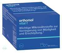 Orthomol Vital F 30 Granulat / Kapseln Kombipackung