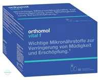 Orthomol Vital F Trinkfläschchen/Kapseln