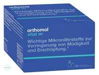Orthomol Vital M Trinkfläschchen/Kapseln