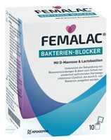 Femalac Bakterienblocker Pulver