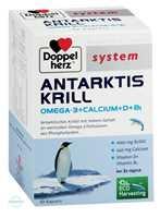 Doppelherz System Antarktis Krill Kapseln