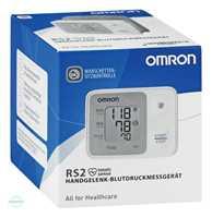 Omron RS 2 Handgelenk Blutdruckmessgerät vollautomatisch