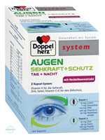Doppelherz System Augen Sehkraft + Schutz Kapseln