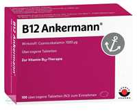 B 12 Ankermann Dragees
