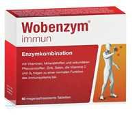 WOBENZYM immun magensaftresistente Tabletten