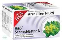 H&S Sennesblätter Tee N