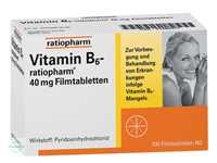 Vitamin B 6 Ratiopharm Tabletten