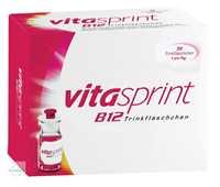 Vitasprint B12 Fläschchen Trinkampullen
