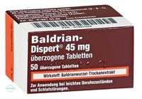 Baldrian Dispert 45 mg