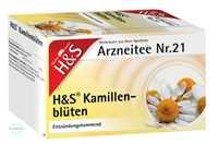 H&S Kamillenblüten Tee Beutel
