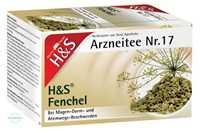 H&S Fenchel Tee Beutel