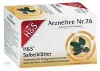 H&S Salbeiblätter Tee Beutel