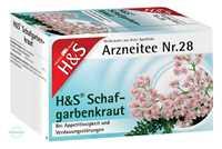 H&S Schafgarbenkraut Tee Beutel
