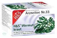 H&S Wermutkraut Tee Beutel