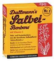 Dallmann Salbeibonbons
