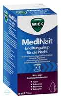 Wick Medinait Saft