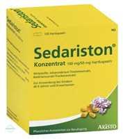 Sedariston Konzentrat Kapseln