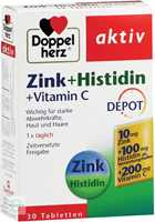 Doppelherz aktiv Zink + Histidin Tabletten