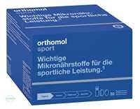 Orthomol Sport Trinkfläschchen + Tabletten + Kapseln