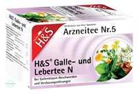 H&S Galle und Lebertee N