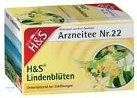 H&S Lindenblüten Tee Beutel