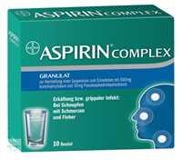 Aspirin Complex Beutel Granulat